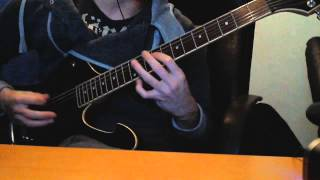 System Of A Down - She's Like Heroin guitar cover