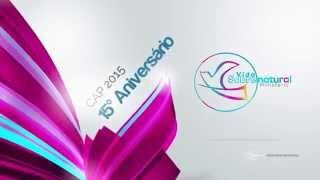 Cap 2015 (15º Aniversário Ministério Vida Sobrenatural - Aveiro) TV mini promo