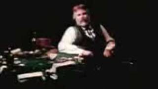 Kenny Rogers - The Gambler. [HD] Official and Original