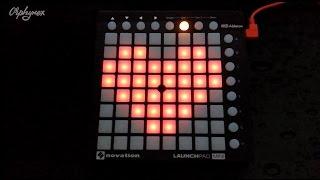 Alan Walker - Faded (Launchpad Mini MK2 Cover) HQ + [Project File]