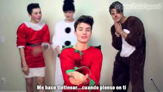 Holiday pickup lines en Español [WeeklyChris,Crawford Collins,Sam Pottorf]