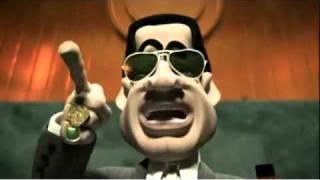 Sarkozy   Le Clip Qui Dechire 2   The King of the World