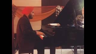 Pianist| Aji rooth kar ab kaha jaiyega | Pianist Sarabjeet Singh | Instrumental cover on Grand Piano