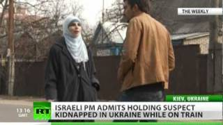 Long Arm of Mossad: 'Secret kidnap plot' fails to fool suspect's wife