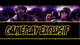 GAMEPLAY (LIVE UBISOFT) JACKAL & MIRA ! - (Opération Velvet Shell) RAINBOW SIX SIEGE