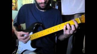 É preciso dar vazão aos sentimentos - Bide ou Balde (guitar cover)