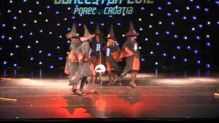 ESDU World Dance Masters Porec 2012 - Witch`s Cauldron - Mystic Diamonds