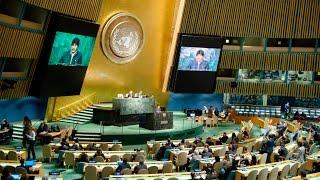 Na ONU, indígenas lutam pelo reconhecimento de seus direitos