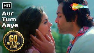 Aur Tum Aaye | Dosti Songs | Bobby Deol | Lara Dutta | Alka Yagnik | Romantic Song | Filmigaane