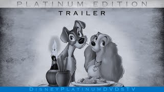 Lady and the Tramp (50th Anniversary Platinum Edition) Spring 2006
