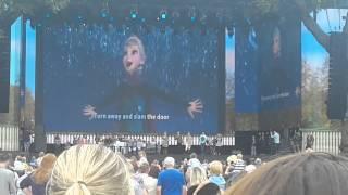 Let It Go - Carrie Hope Fletcher - Hyde Park 2015