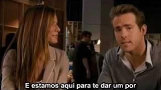 """Sandra, Ryan e Betty: Backstage de """"A Proposta"""" (Legendado)"""