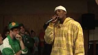 Denny rap off with Lecrae at Retreat 07