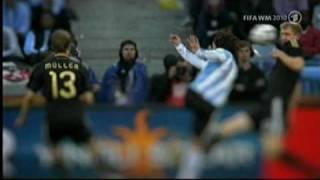 9. Blumentopf WM RAPortage 2010 Deutschland - Argentinien