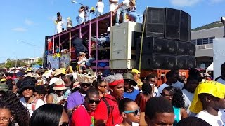 The Truck -  Ebony Empress  (Soca 2016)