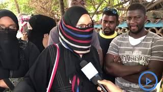 Kisauni residents condemn a con lady duping jobless hopefuls seeking work in Abu Dhabi