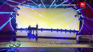 Karina Canta los Éxitos de Cris Morena