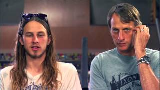 Tony and Riley Hawk: Evolution of Skate - ESPN X Games