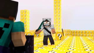INTRO NOVA PARA MINI GAMES LUCKY BLOCK REZENDEEVIL