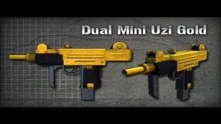 Pointblank - Frag Movie Dual Mini Uzi G