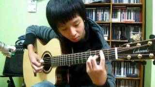 (Procol Harum) A Whiter Shade of Pale - Sungha Jung (2nd time)