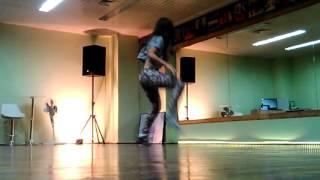 Charly Black & J Capri - Whine & Kotch | Milica Dance