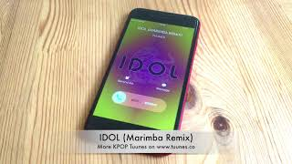 IDOL Ringtone - BTS (방탄소년단) Tribute Marimba Remix Ringtone - BTS IDOL