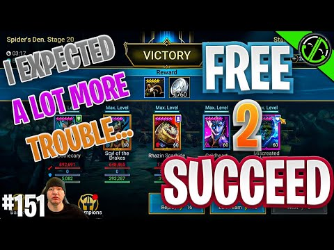 Well This Was Easier Than I Thought It Would Be... | Free 2 Succeed - EPISODE 151