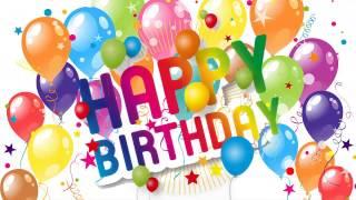 Vídeo de Feliz Cumpleaños con imágenes y frases de cumpleaños para regalar