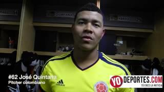 El mensaje de Jose Quintana a la selección de Colombia