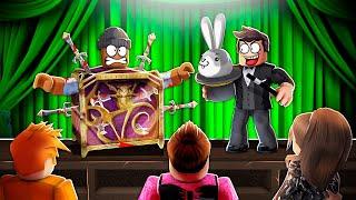 ROBLOX MAGIC SHOW... (Story)
