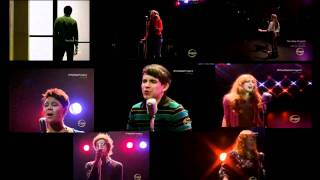 Keep Holding On - Glee Project (All at same time)
