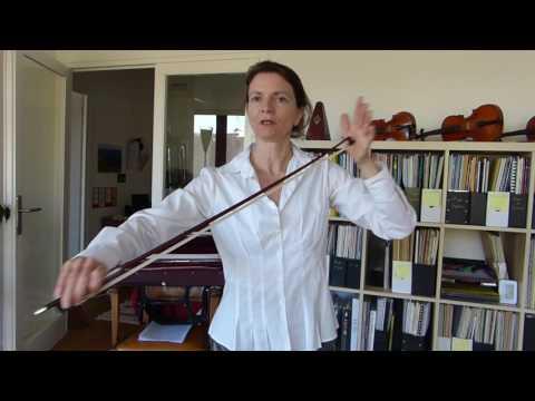 Comment tenir son archet pour jouer du violon
