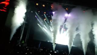 Hardwell Live at Creamfields 2015