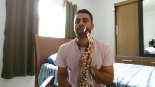 Olha o que o amor me faz  - Sandy e Júnior - Danilo Sax Cover
