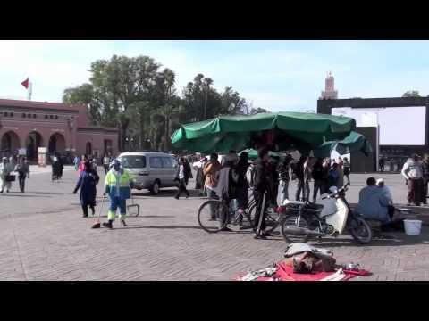 Marrakech, Morocco – Djamaa El Fna (2010)