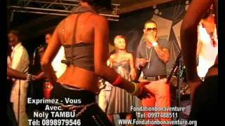 NOLY TAMBU et Ferre GOLA, Laurette la Perle  Concert GHK