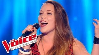 The Voice 2016 │ Julie Moralles - Enjoy the Silence (Depeche Mode) │ Blind Audition