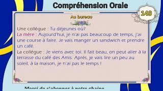 dialogue en français n° 149