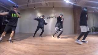 Lovers & Friends - Lil John ft. Ludacris&Usher | Jason Prieto Choreography | ef. Studios Dance Block