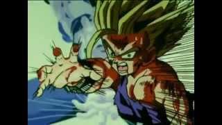 Dragon Ball Z - Pushing Me Away (amv)