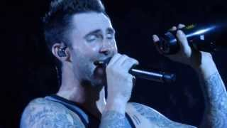 Maroon 5 - This Summer's Gonna Hurt Like a Motherf****r - Live Milano - V tour 12 06 2015