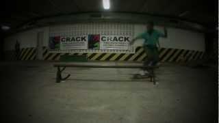 Demo na Igreja Universal - Overcoming Skate Video - HD