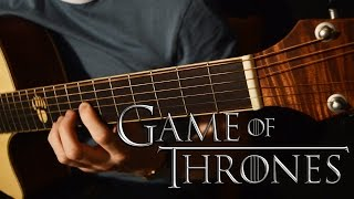Light of the Seven: Game of Thrones (Season 6 Soundtrack) -  Guitar Cover by CallumMcGaw