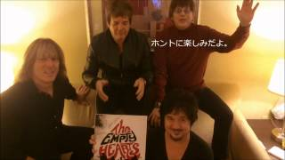 The Empty Hearts Message for Billboard Live Japan Tour 2014