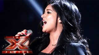 Lauren Murray hopes for One Last Time to shine | Live Week 3 | The X Factor 2015