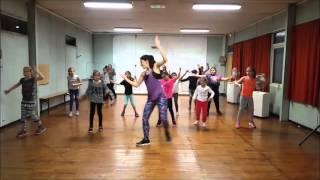 """Keen'v """"Un monde meilleur - Choreo Zumba® par Marina - Zumba® Kids"""