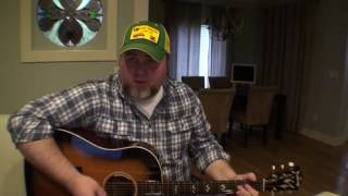 The Conversation - Waylon Jennings Hank Jr Cover Tribute by Anthony Sims