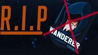 Why I Disbanded Wanderer Esport