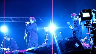 Soulsavers feat. Mark Lanegan - Hit the City (live in Madrid).avi
